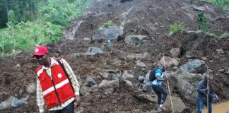 landslides in Sironko District