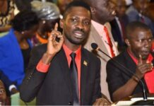 Bobi Wine rejects security offer