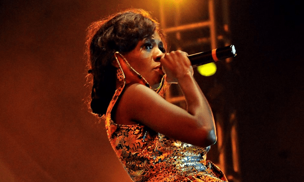 Cindy Sanyu Boom Party concert