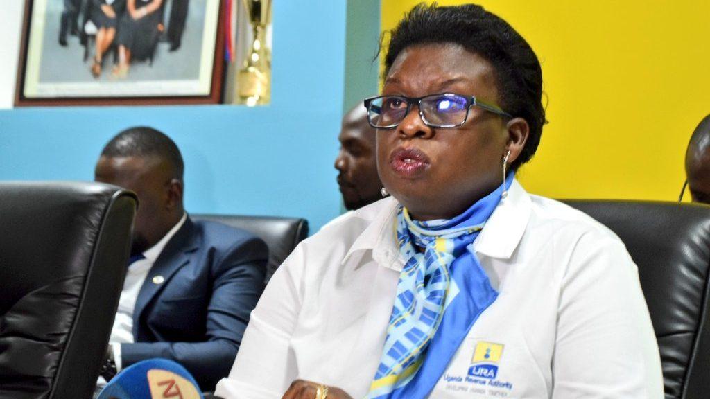 Doris Akol social media tax removed