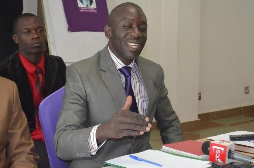 Joseph Elton Mabirizi for Presidency in 2021