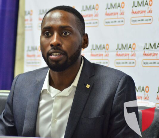 Jumia Uganda CEO Ron Kawamara