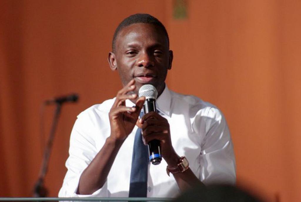 MC Kats Pastor Wilson Bugembe