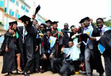 Makerere university graduation gowns