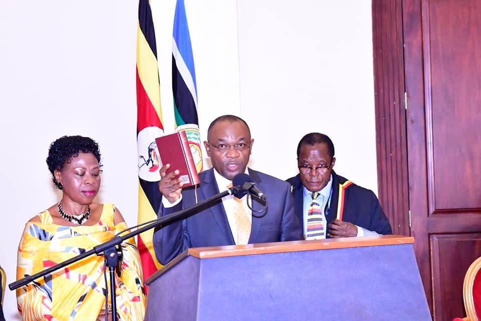 Museveni ministers corruption
