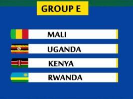 Qatar World Cup 2022 Qualifiers Uganda