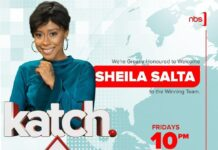 Sheila Saltofte Joins NBS TV