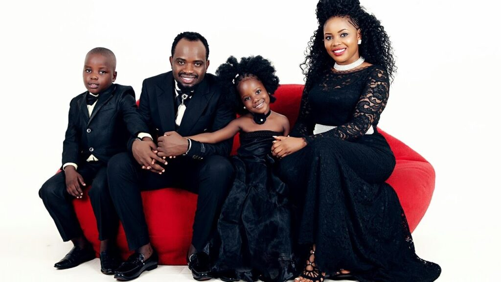 david lutalo family and wife