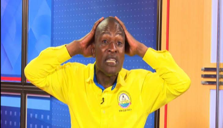 tamale Mirundi Presidential adviser to Museveni