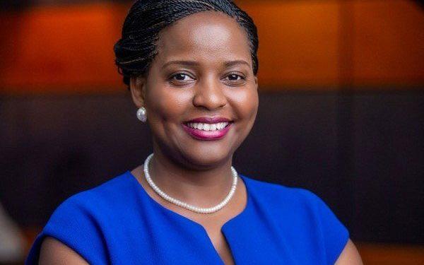 Anne Juuko female CEO Stanbic Bank