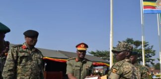 Another group of UPDF soldiers graduates in Jinja2