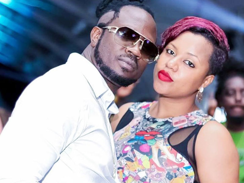 Bebe Cool husband to Zuena Kirema
