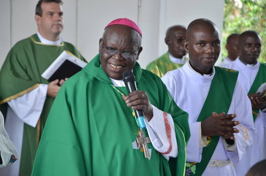 Gulu Archbishop Odama warns Police