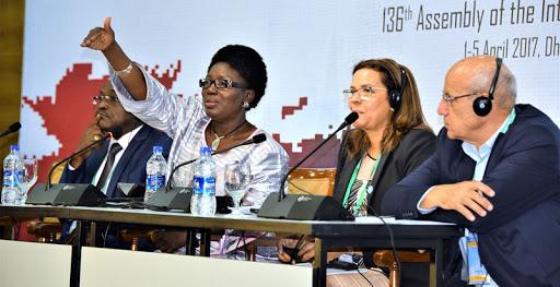 Kadaga Commonwealth Women Parliamentarians
