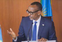 Kagame sacks Diane Gashumba coronavirus
