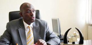 Minister Rwamirama: Locusts invasion