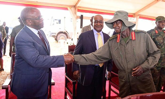 Museveni vows to control coronavirus outbreak