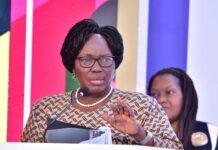 Rebecca Alitwala Kadaga Biography