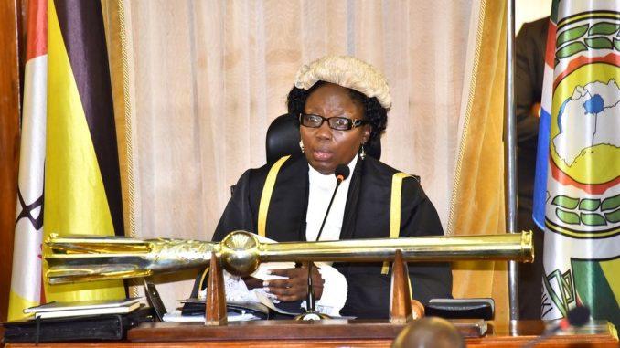 Rebecca Kadaga elected Deputy Speaker of Parliament Uganda