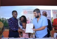 Ruparelia awards Felista Di Superstar full scholarship
