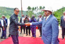Rwanda, Uganda sign extradition treaty