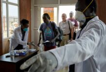 Uganda coronavirus prevention