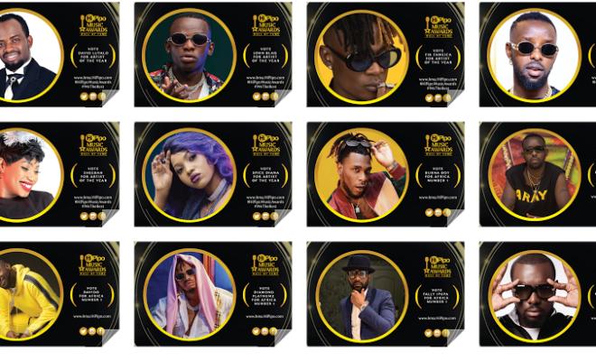 hipipo music awards 2020 venue