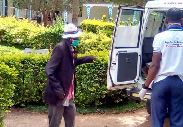 Coronavirus Quarantined in Kamwenge