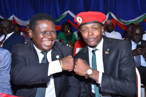 Jose Chameleone joins politics DP Kampala Mayor