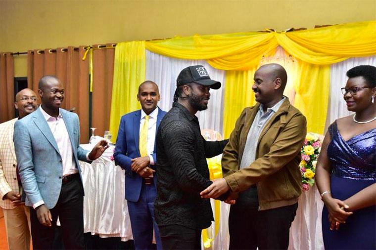 Muhoozi blames Police protect Bebe Cool