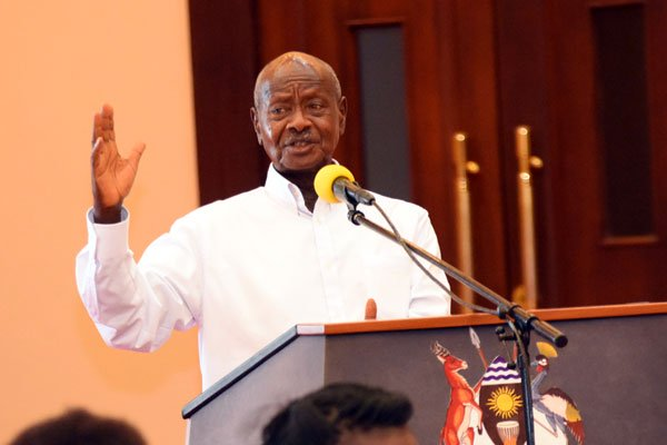 Museveni COVID-19 drastic measures
