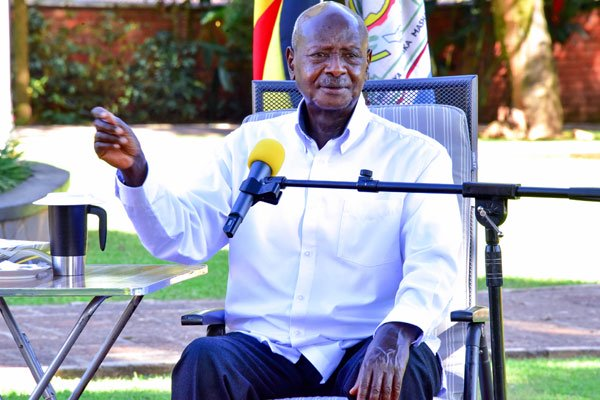 Museveni orders curfew for COVID-19