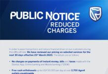 Stanbic Bank Uganda reduces charges