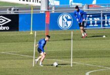 Bayern Munich Social distancing