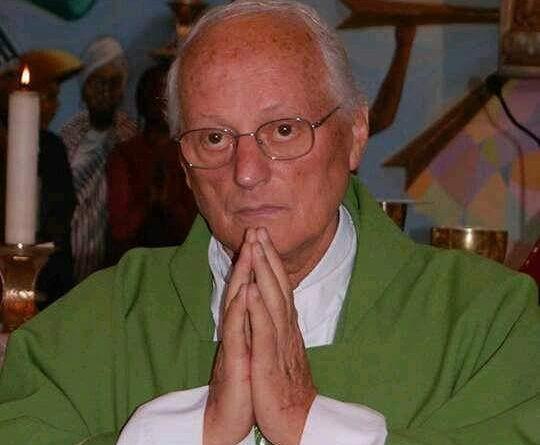 Daniella atim mayanja late father John Scalabrini
