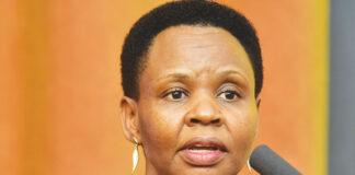 Who is Lt. Col. Edith Nakalema?