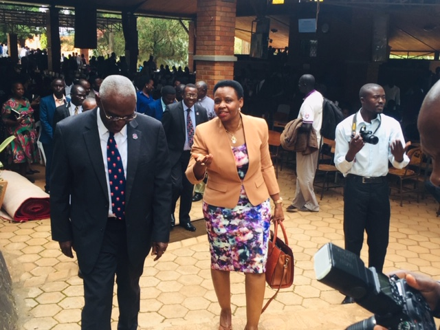 Edith Nakalema Head Uganda State House Anti-Corruption Unit
