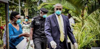 Entebbe Grade B hospital discharges