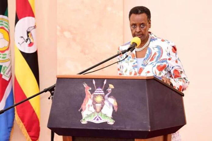 Janet Museveni extends reopening of schools