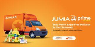 Jumia Prime subscription