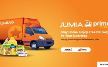Jumia Prime subscription