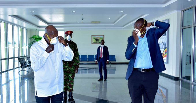 Museveni Uganda defeat Coronavirus