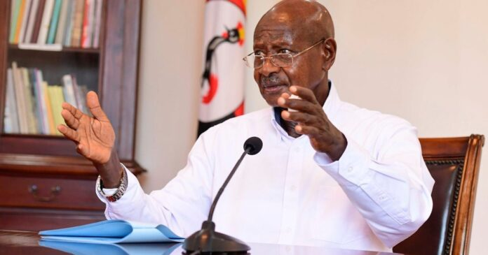 Museveni address on COVID-19 Science teachers