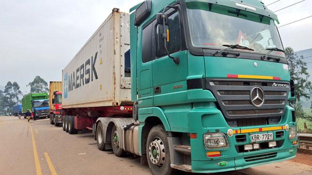 Uganda new COVID-19 all truck drivers