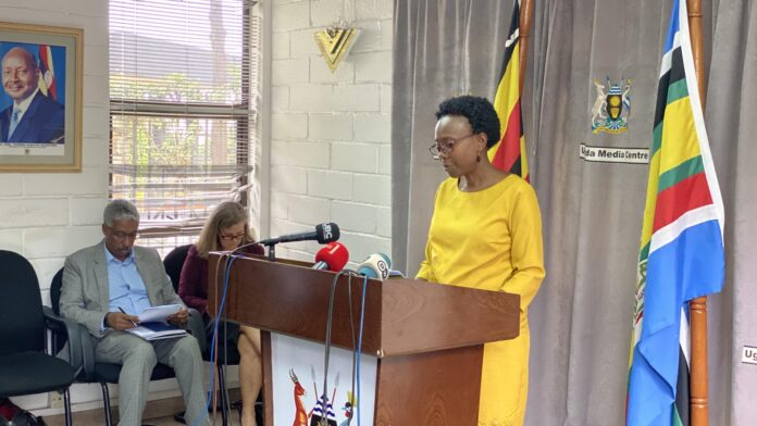 Uganda testing institutional Quarantine