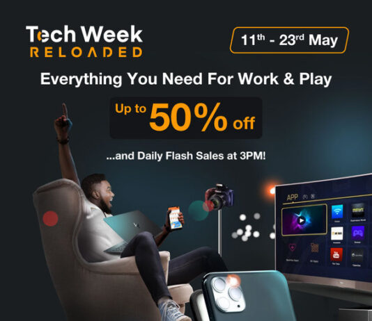 Jumia Tech Week Reloaded