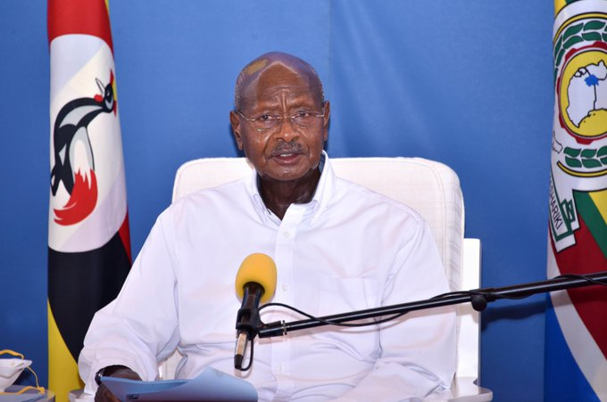 Museveni says Private cars will be allowed