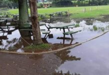 NEMA Orders Closure of Flooded Beaches