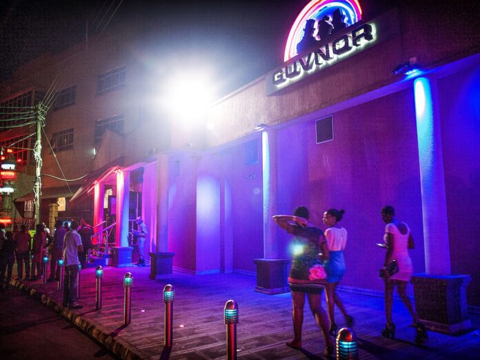 Museveni Night clubs closed till further notice