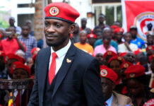 Who is Robert Kyagulanyi Ssentamu